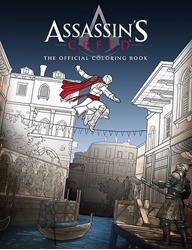 Picture of Assassin's Creed Coloring Book SC
