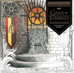 Picture of Game of Thrones Coloring Book