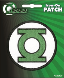 Picture of Green Lantern Logo Patch