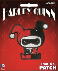 Picture of Harley Quinn Chibi Patch