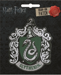 Picture of Harry Potter Slytherin Crest Patch