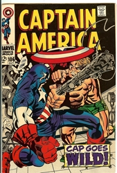Picture of Captain America #106