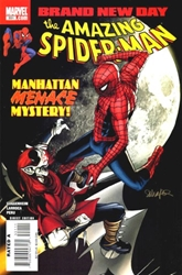 Picture of Amazing Spider-Man #551