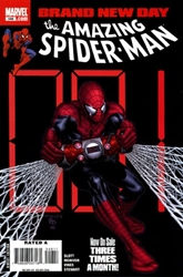 Picture of Amazing Spider-Man #548