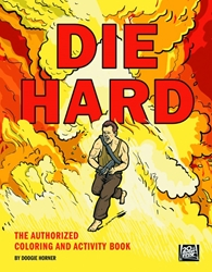 Picture of Die Hard Coloring and Activity Book