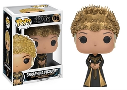 Picture of Pop Movies Fantastic Beasts Seraphina Picquery Vinyl Figure