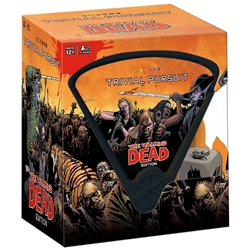 Picture of Trivial Pursuit Walking Dead