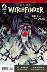 Picture of Witchfinder City of the Dead #5