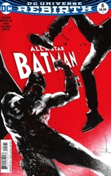 Picture of All-Star Batman #5 Jock Cover