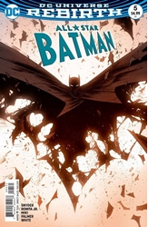 Picture of All-Star Batman #5 Shalvey Cover