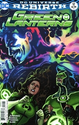 Picture of Green Lanterns #12 Lupacchino Cover