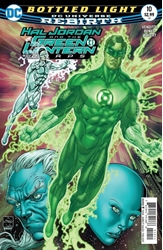 Picture of Hal Jordan and the Green Lantern Corps #10