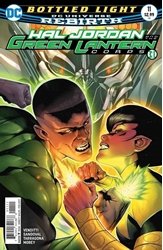 Picture of Hal Jordan and the Green Lantern Corps #11