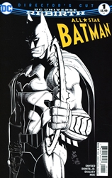 Picture of All-Star Batman #1 Director's Cut