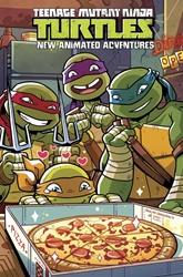 Picture of Teenage Mutant Ninja Turtles New Animated Adventures Omnibus Vol 02 SC