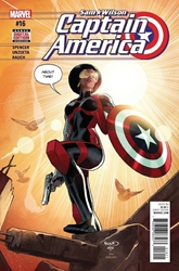 Picture of Captain America Sam Wilson #16