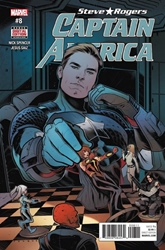Picture of Captain America Steve Rogers #8