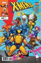 Picture of X-Men '92 (2016) #10