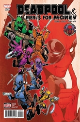 Picture of Deadpool and the Mercs for Money #6