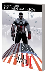 Picture of Captain America Sam Wilson Vol 03 SC Civil War II