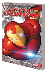 Picture of Invincible Iron Man (2015) Vol 01 SC Reboot