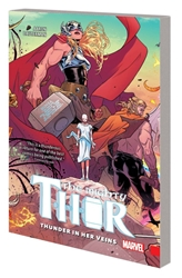 Picture of Mighty Thor (2016) Vol 01 SC Thunder in Her Veins