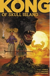 Picture of Kong of Skull Island Vol 01 SC