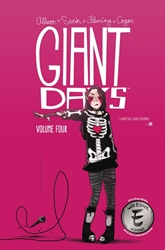 Picture of Giant Days Vol 04 SC