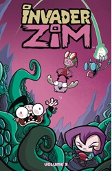 Picture of Invader Zim TP VOL 03