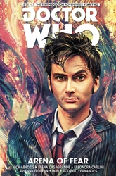 Picture of Doctor Who 10th Doctor Vol 05 SC Arena of Fear
