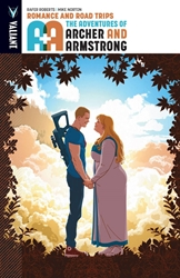 Picture of A&A Adventures of Archer and Armostrong TP VOL 02 Romance and Road Trips
