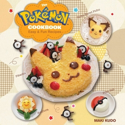 Picture of Pokemon Cookbook SC