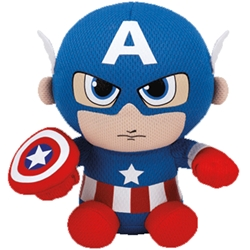 Picture of Captain America TY Beanie Babies Plush