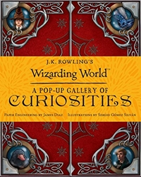 Picture of Wizarding World HC Pop-Up Gallery of Curiosities