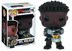 Picture of Pop Games Gears of War Del Walker Armored Vinyl Figure