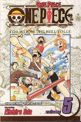 Picture of One Piece Vol 05 SC