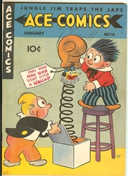 Picture of Ace Comics #70