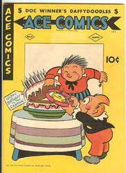 Picture of Ace Comics #84