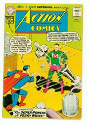 Picture of Action Comics #278