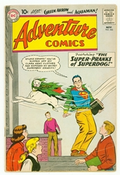 Picture of Adventure Comics #266