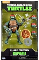 Picture of Teenage Mutant Ninja Turtles Raphael Classic Collection Action Figure