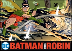 Picture of DC Darwyn Cooke Batman and Robin Magnet