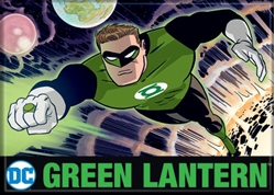 Picture of DC Darwyn Cooke Green Lantern Magnet