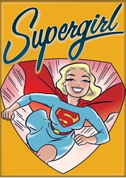 Picture of DC Darwyn Cooke Supergirl Magnet