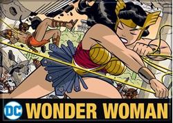 Picture of DC Darwyn Cooke Wonder Woman Magnet