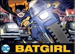 Picture of DC Darwyn Cooke Batgirl Magnet