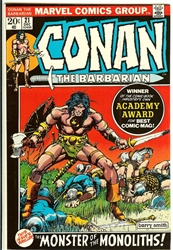 Picture of Conan the Barbarian #21