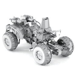 Picture of Halo UNSC Gungoose Metal Earth 3D Metal Model Kit