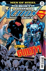Picture of Action Comics #971