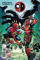 Picture of Spider-Man/Deadpool #13